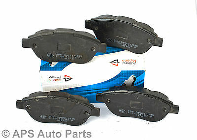 how to change front brake pads on peugeot 307