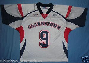 Clarkstown PATRIOTS (Lacrosse) / #9 - Athletic Knit - VTG MENS Jersey / Shirt. S - Slupca, Polska - Clarkstown PATRIOTS (Lacrosse) / #9 - Athletic Knit - VTG MENS Jersey / Shirt. S - Slupca, Polska