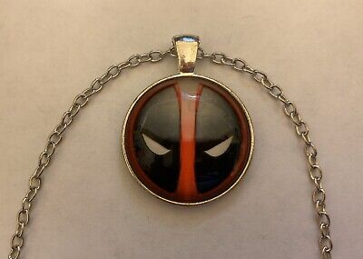 Deadpool Necklace  Ships from California