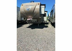 2017 Flagstaff by Forest River NEW 8528CKWSA Clearance (NO PAY 4