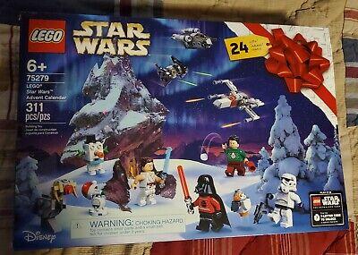 2020 Lego Star Wars Advent Calendar 75279 Christmas Countdown Dented Sealed New