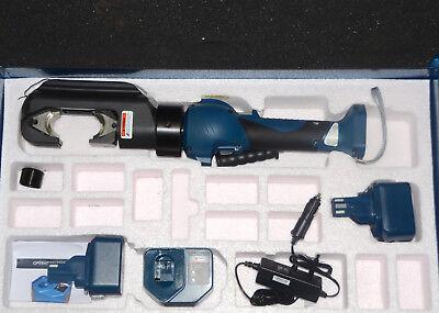Huskie Sl-bc610 15ton Streamline Compression Tool Hydraulic Crimper