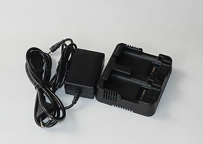 2m Battery Charger For Nikon Nivo 2m2c Series Dpl-322 Total Station Nivo Cm