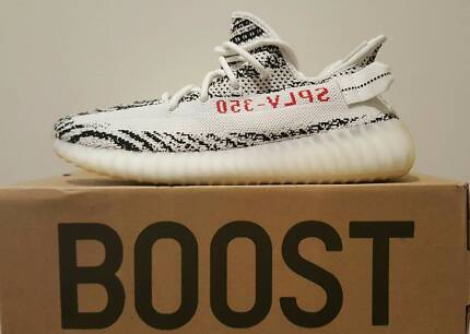 e1c1ceb9d36d6 Clear all. Most recent. Yeezy Boost 350 V2 Size 8.5 9.5 11 (Zebra)