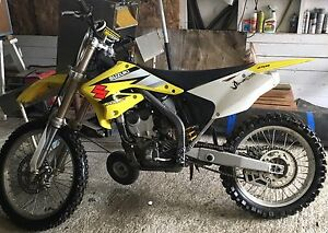 Rmz 250 next to new