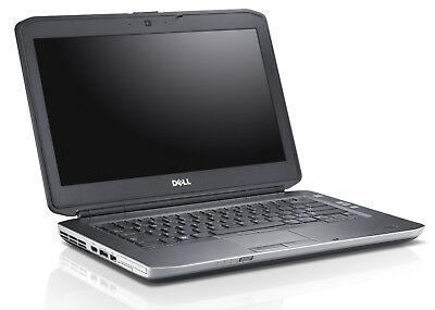 "Dell Latitude E5430 14"" Laptop PC i5-3320M 2.60GHz 128GB SSD 8GB RAM Windows 10"