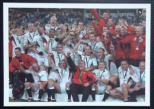 England 2003 Rugby Union World Cup Wi