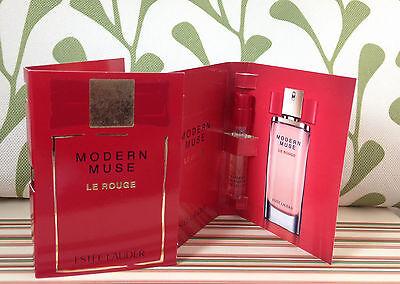 Lot 2 Estee Lauder Modern Muse Le Rouge Eau de Parfum Spray ...