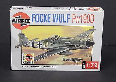 Airfix Humbrol 01064 Focke Wulf FW190D Kit 1:72 Mint Sealed France
