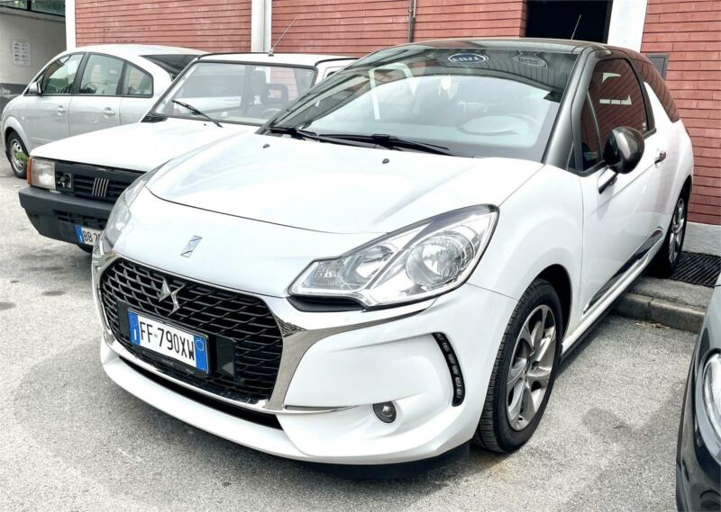DS DS3 DS 3 BlueHDi 75 So Chic