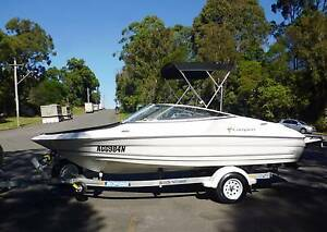 2011 Campion Allante 535 Bowrider, Inboard MerCruis North Parramatta Parramatta Area Preview