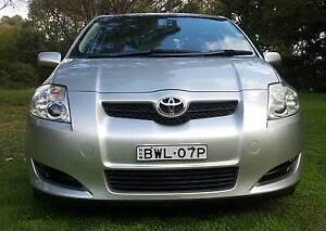 2008 Toyota Corolla Hatchback Bungendore Queanbeyan Area Preview