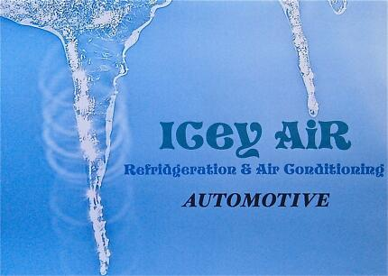 ICEY AIR  Refridgeration Air-Conditioning - AUTOMOTIVE - ADELAIDE Aberfoyle Park Morphett Vale Area Preview