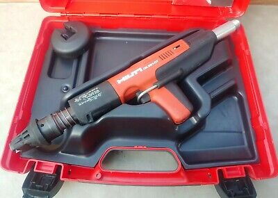 Hilti Powder Activated Impact Tool Model Dx 351ct In Case