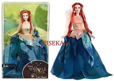 Barbie Disney A Wrinkle in Time MRS WHATSIT Doll (Reese Whitherspoon) 2017 NEW