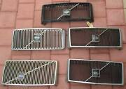 Volvo grill grille 240GL GLE etc $45 each GLE badge $25 Prospect Prospect Area Preview