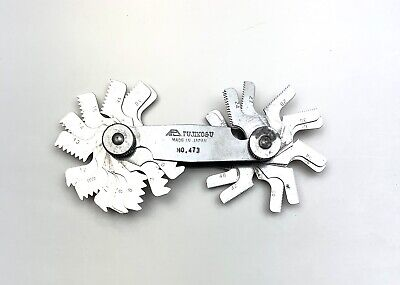 Business & Industrial STARRETT 6 50035 SCREW PITCH GAGE NEW/UNUSED ...