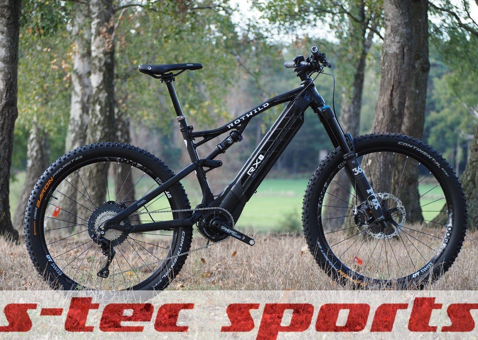 Rotwild R.X+ Trail Pro 2019 , E-Mountain Bike , E-Bike