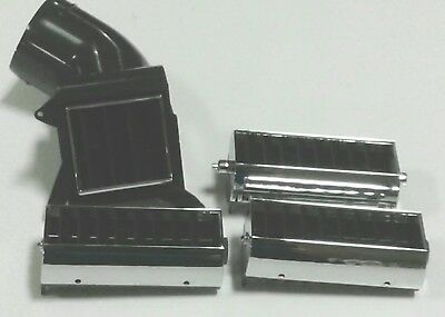 81-87 Chevrolet & GMC Pickup Truck 81-91 Blazer & Suburban Dash Vent Outlet Kit