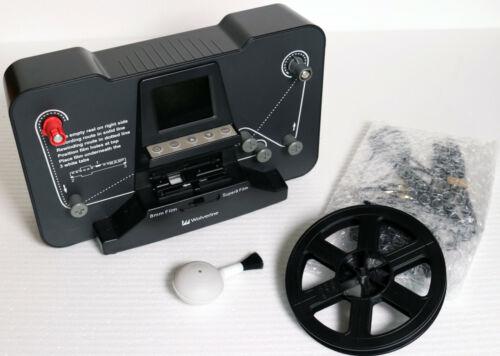 Wolverine 8mm and Super8 Movie Digitizer
