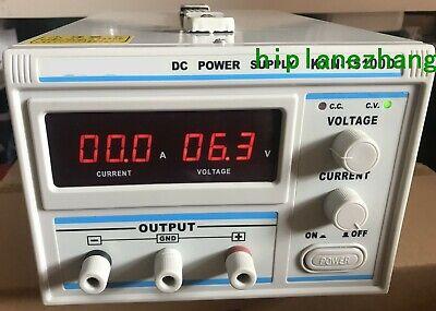 Adjustable Dc Power Supply Output 0-15v 0-100a Resolution 0.1a0.1v Ac110v-220v