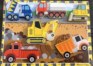 Melissa and Doug puzzles (toddler)