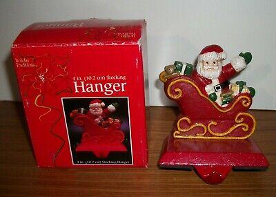 Vintage Christmas Stocking Holder