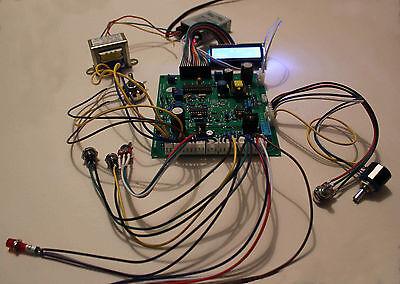 Vacuum Tube Tester Digital Lcd Tester Kit
