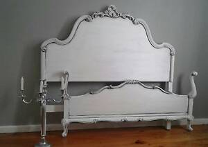 french bed Mount Druitt Blacktown Area Preview