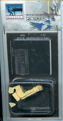 Aires 1:32 Aces II Ejection Seat A Type Resin Detail 2003