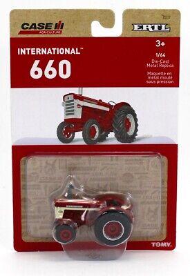 2020 ERTL 1:64 *CASE IH* International Model 660 Tractor *NIP*