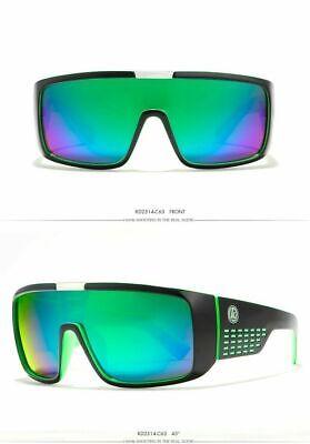 Large Polarized Men Square Aviator Sunglasses Fishing Driving Glasses 4 Big (Aviator Fishing Sunglasses)