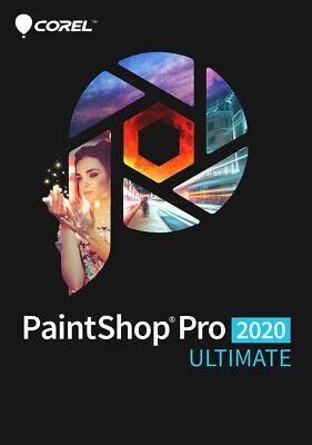 Corel PaintShop PRO 2020 *ULTIMATE* - DEUTSCH - ML - (ESD) / KEY