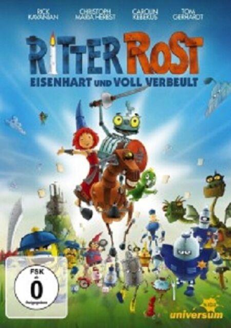 RITTER ROST-EISENHART UND VOLL VERBEULT  DVD  KINDERFILM  NEU