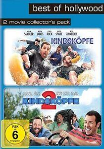 DVD * Kindsköpfe Teil 1+2 * Doppelpack * NEU OVP