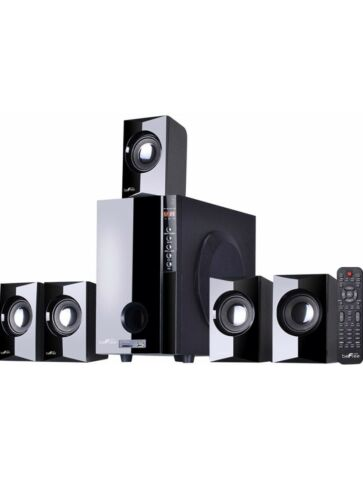 beFree Sound BFS-430 Surround Sound Home Stereo Speakers