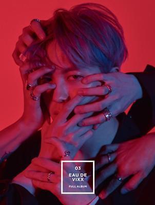 VIXX-[Eau De Vixx] 3rd Album Random CD+Book+Card+Post+etc+Gift+Tracking