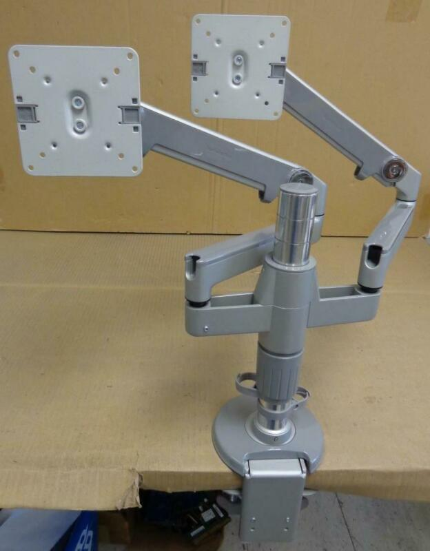 Humanscale M/Flex Dual M2 Monitor Arm Stand