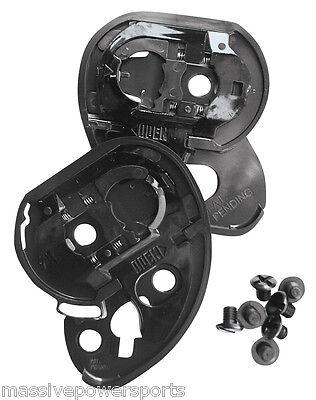 HJC CL-15 CL-16 CL-17 CS-R1 CS-R2 CL-SP IS-16 FS-15 Helmet Shield Side Pivot (Side Pivot)