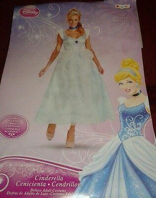 stüm Erwachsene Damen Sz Groß G ohne Hals Stück Halloween (Cinderella-kostüm Erwachsene Halloween)