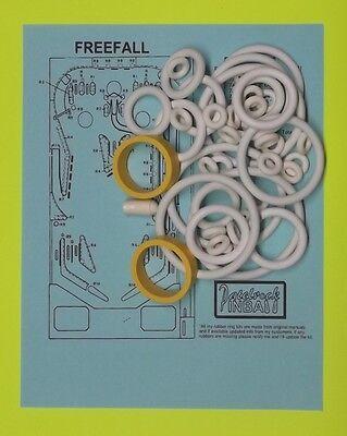 1981 Stern Freefall pinball rubber ring (1981 Stern)