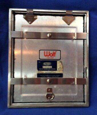"Wolf 8"" x 10"" X-Ray Medical Cassette  for sale  Woodridge"