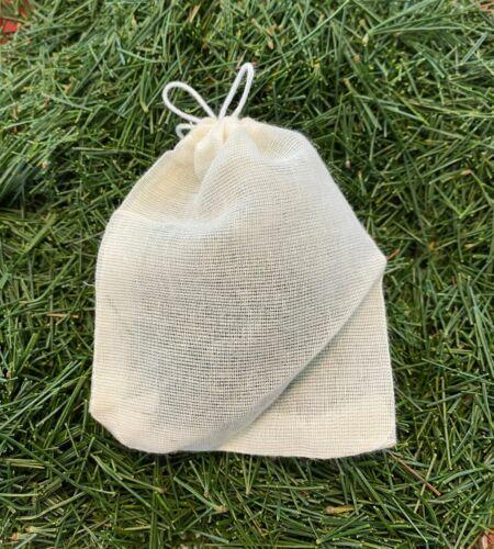 Organic Cotton Pine Needle Tea Bags Wild Suramin Fresh Immunity Boosting