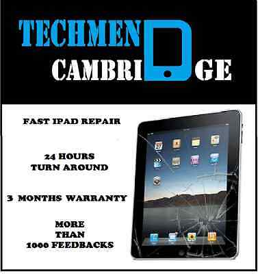 Cracked Digitizer Replacement Screen Repair Service for Ipad 2, Ipad 3,  Ipad 4