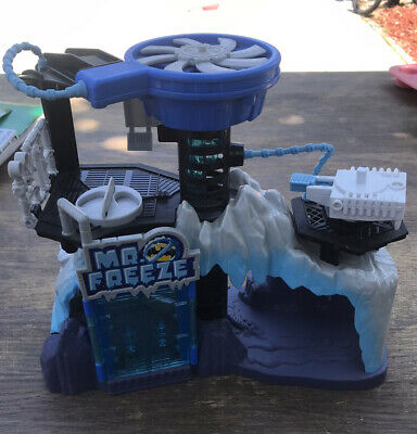 Imaginext DC Mr Freeze Headquartes Playset exclusive HEADQUARTERS ONLY SEE