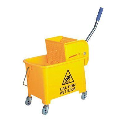 Mini Mop Bucket With Wringer 5.2 Gallon Af08068
