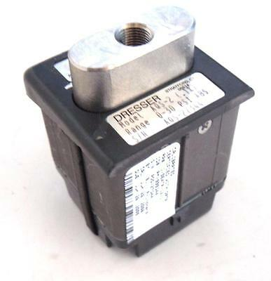 Ashcroft Aqs-2 .1 0-30 Psi Abs Isolated Sensor Transcat