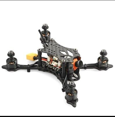 X140 140mm Micro Brushless FPV Racing Drone - Colormix BNF with FLYSKY Receiver