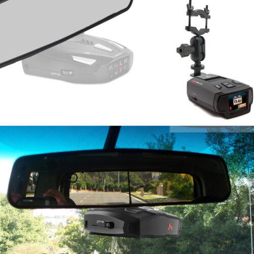 Radar Detector Mirror Mount For All Cobra Esd, Iradar, Pro, Slr, Iradar Models