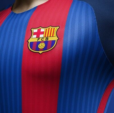 NIKE FCB BARÇA BARCELONA 2016 NEYMAR MESSI MARADONA CHAMPIONS WORLD CUP FIFA...